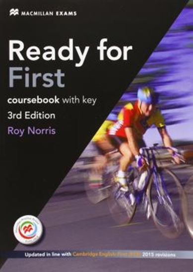 Picture of READY FOR FIRST STUDENTS BOOK WITH KEY AND AUDIO CD - 3RD ED