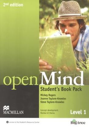 Imagem de OPEN MIND 1 SB WITH WB PACK - 2ND ED