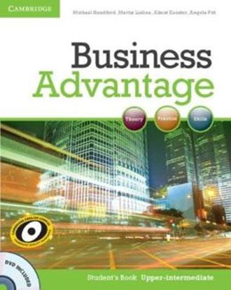 Imagem de BUSINESS ADVANTAGE UPPER INTERMEDIATE SB WITH DVD-ROM