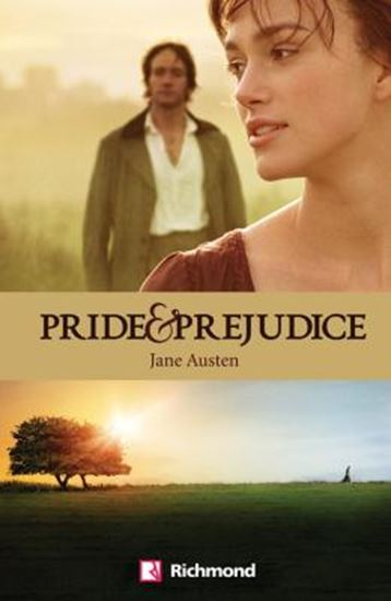 Picture of PRIDE AND PREJUDICE WITH CD - RICHMOND READERS 3