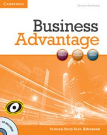 Picture of BUSINESS ADVANTAGE ADVANCED PERSONAL STUDY BOOK WITH AUDIO CD