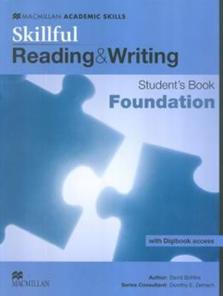 Imagem de SKILLFUL FOUNDATION - READING AND WRITING SB PACK WITH DIGIBOOK ACCESS - 1ST ED
