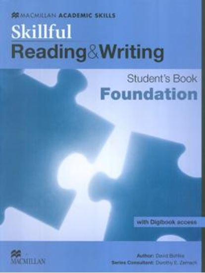Picture of SKILLFUL FOUNDATION - READING AND WRITING SB PACK WITH DIGIBOOK ACCESS - 1ST ED