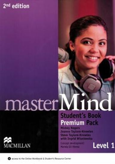 Picture of MASTERMIND 1 STUDENT´S BOOK PREMIUM PACK - 2ND ED