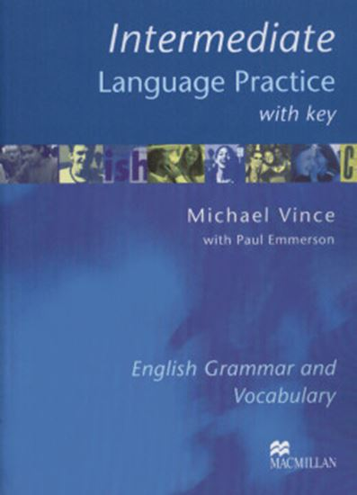 Picture of INTERMEDIATE LANGUAGE PRACTICE WITH KEY - THIRD EDITION