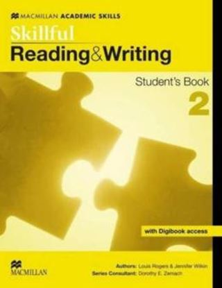 Imagem de SKILLFUL 2 READING AND WRITING STUDENTS BOOK PACK -  1ST ED