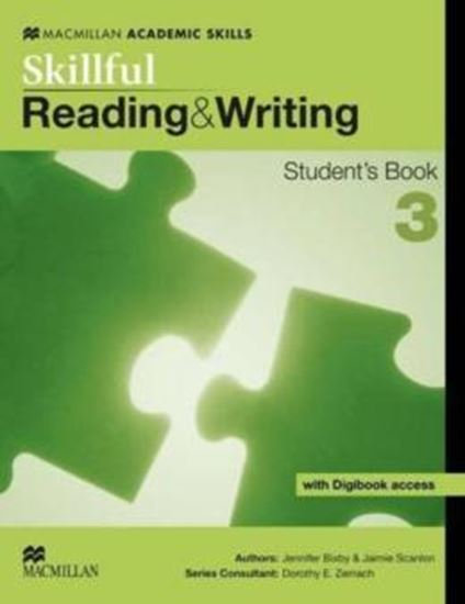 Picture of SKILLFUL 3 - READING AND WRITING STUDENTS BOOK PACK - 1ST ED
