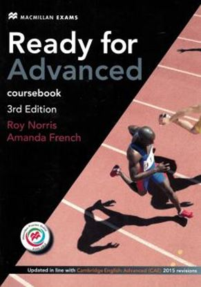 Imagem de READY FOR ADVANCED STUDENT´S BOOK WITHOUT KEY - 3RD ED