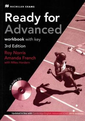 Imagem de READY FOR ADVANCED WORKBOOK WITH KEY PACK - 3RD ED