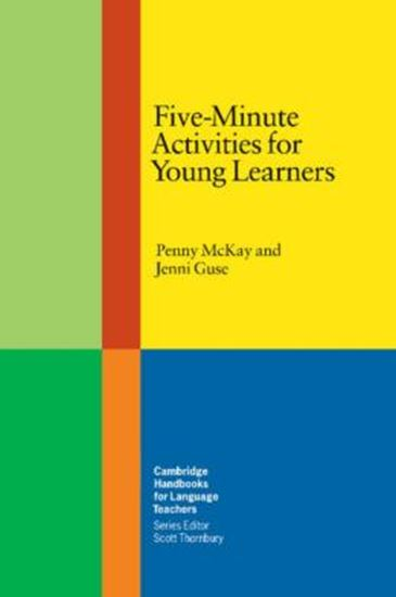 Picture of FIVE-MINUTE ACTIVITIES FOR YUONG LEARNERS