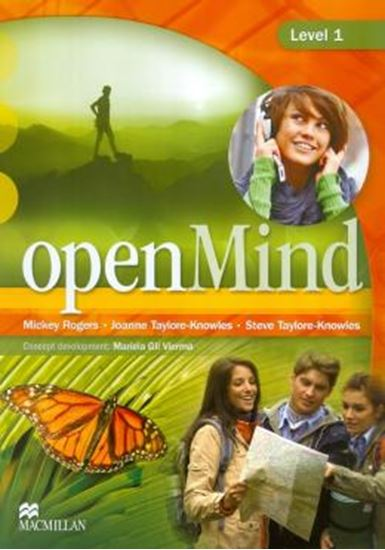 Picture of OPEN MIND 1  STUDENT´S BOOK - WITH WEB ACCESS CODE