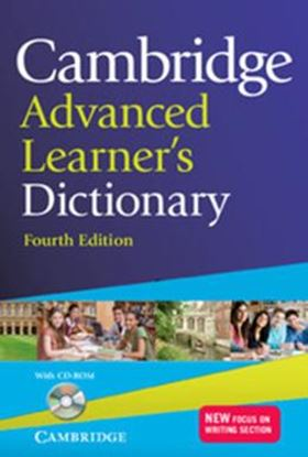 Imagem de CAMBRIDGE ADVANCED LEARNER´S DICTIONARY WITH CD-ROM - 4TH