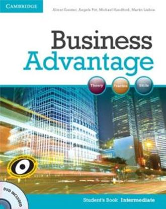 Imagem de BUSINESS ADVANTAGE INTERMEDIATE SB W DVD-ROM