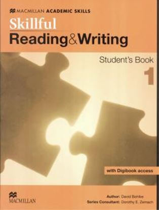 Imagem de SKILLFUL 1  READING & WRITING SB PACK- DIGIBOOK ACCESS