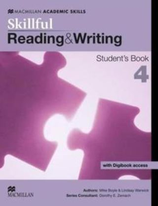 Imagem de SKILLFUL 4 READING & WRITING STUDENTS BOOK PACK