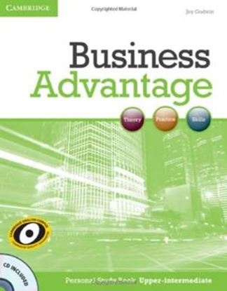 Imagem de BUSINESS ADVANTAGE UPPER INT PERSONAL BOOK WITH CD