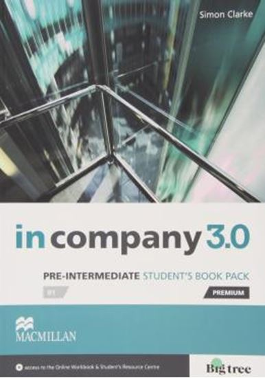 Picture of IN COMPANY 3.0 PRE-INTERMEDIATE STUDENTS BOOK PACK