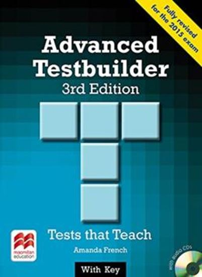 Picture of ADVANCED TESTBUILDER SB WITH  KEY PACK - 3 RD