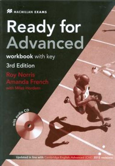 Picture of READY FOR ADVANCED WORKBOOK WITH KEY PACK - 3RD ED