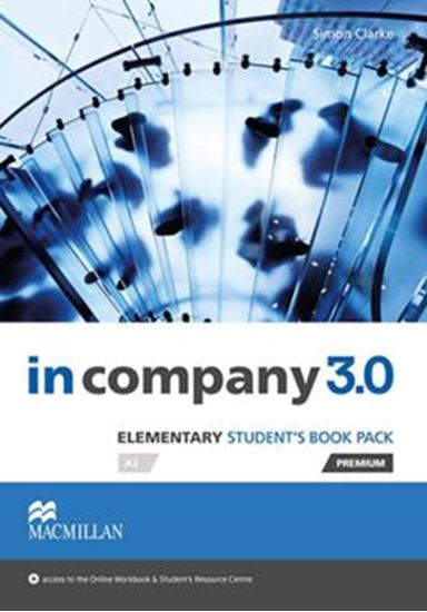 Picture of IN COMPANY 3.0 ELEMENTARY STUDENT´S BOOK PREMIUM PACK